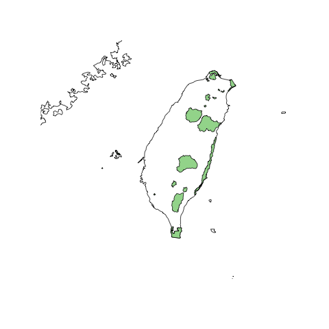 Taiwanese protected areas